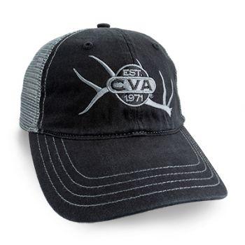 CVA 111 HAT BLK/CHARCOAL ELK