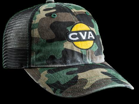 CVA CAMO PATCH HAT 111P