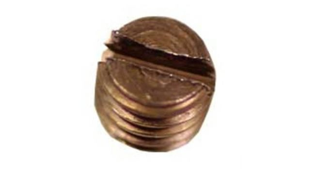 SIGHT HOLE PLUG SCREW (SS)