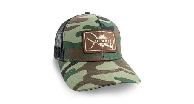 CVA 862 HAT CAMO ELK PATCH