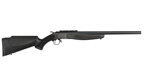 HUNTER COMPACT BLUED/BLK .44