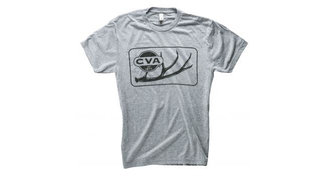 CVA MULE SHED SHIRT, GRAY