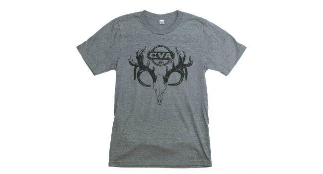 CVA BUCK GREY SHIRT - XXLARGE