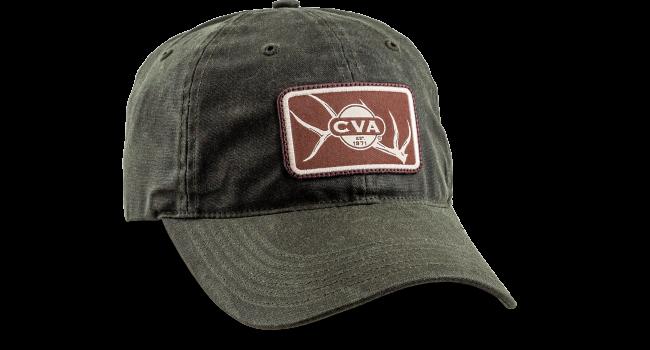 CVA ANTLER HAT 435 SOLID OLIVE