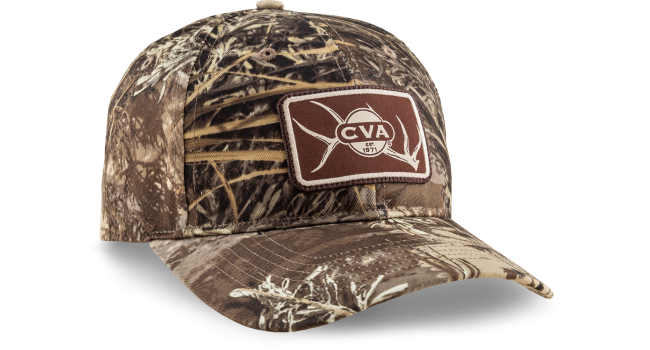 CVA 843 PATCH HAT RT MAX-1
