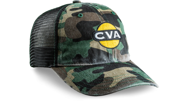 CVA CAMO PATCH HAT 111P